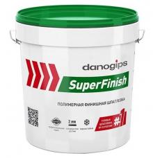 Финишная шпатлевка Danogips. РФ. 18,1 кг.