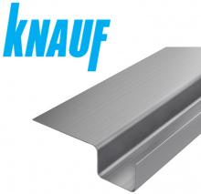 Профиль KNAUF LED (P) 15х2000 мм. Для светодиодной подсветки. РФ.