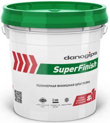 Финишная шпатлевка Danogips. РФ. 28 кг.