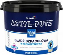 Acryl-Putz финиш. Польша, Sniezka. 8кг.